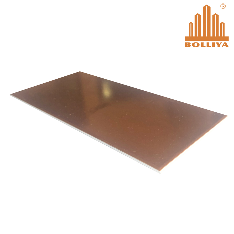 Dual Metal Copper Panel