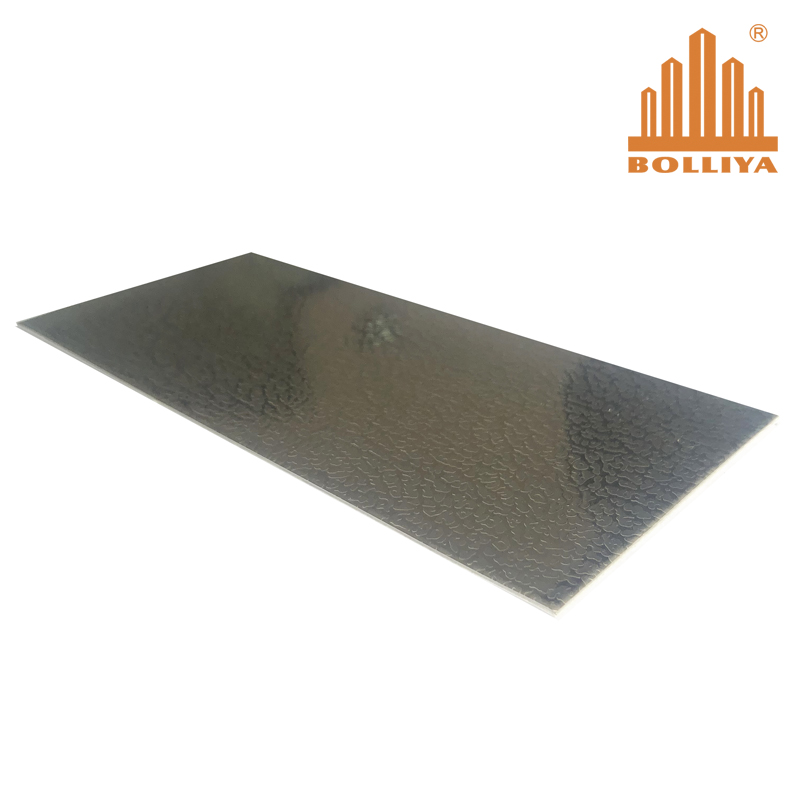 Dual Metal Stainless Steel Aluminium Panel (SS + AL)