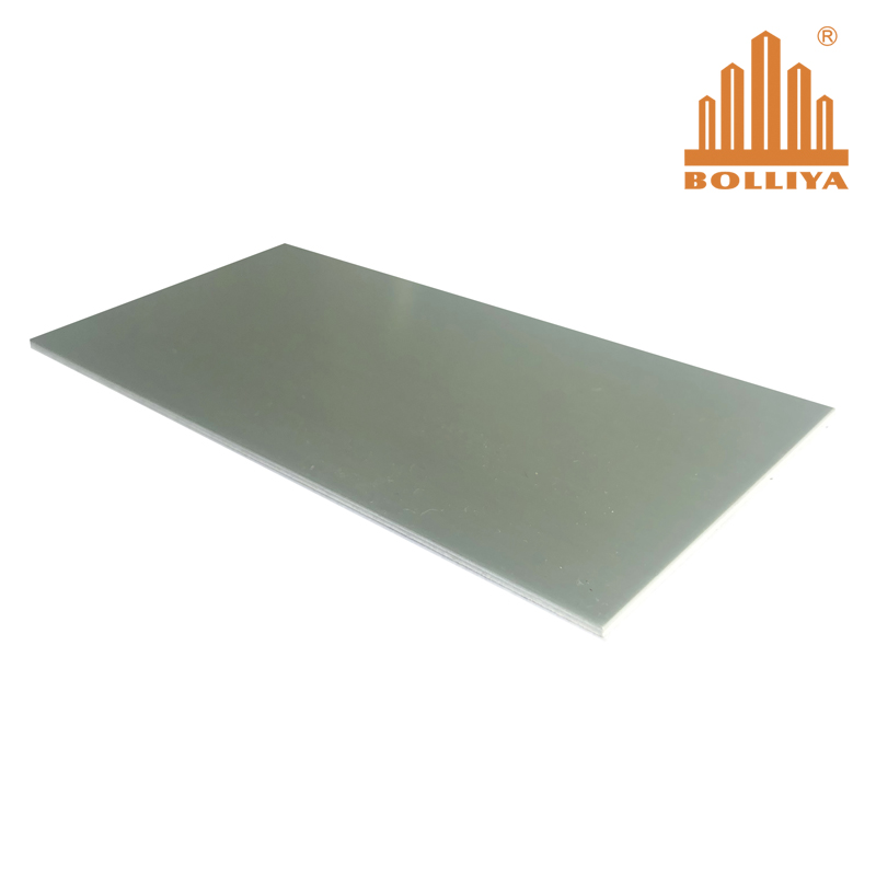 Dual Metal Titanium Zinc Panel