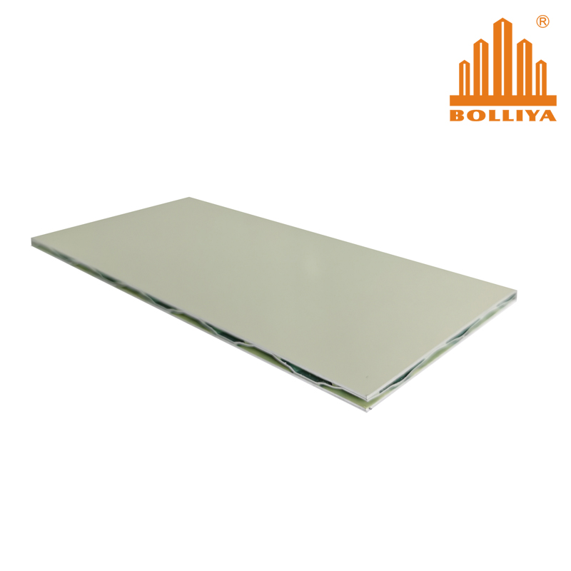 Aluminium Corrugated Core Panel G2