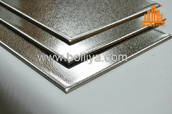 rock stainless steel composite panel
